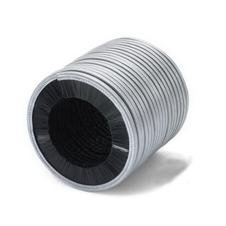 inside coil brushes